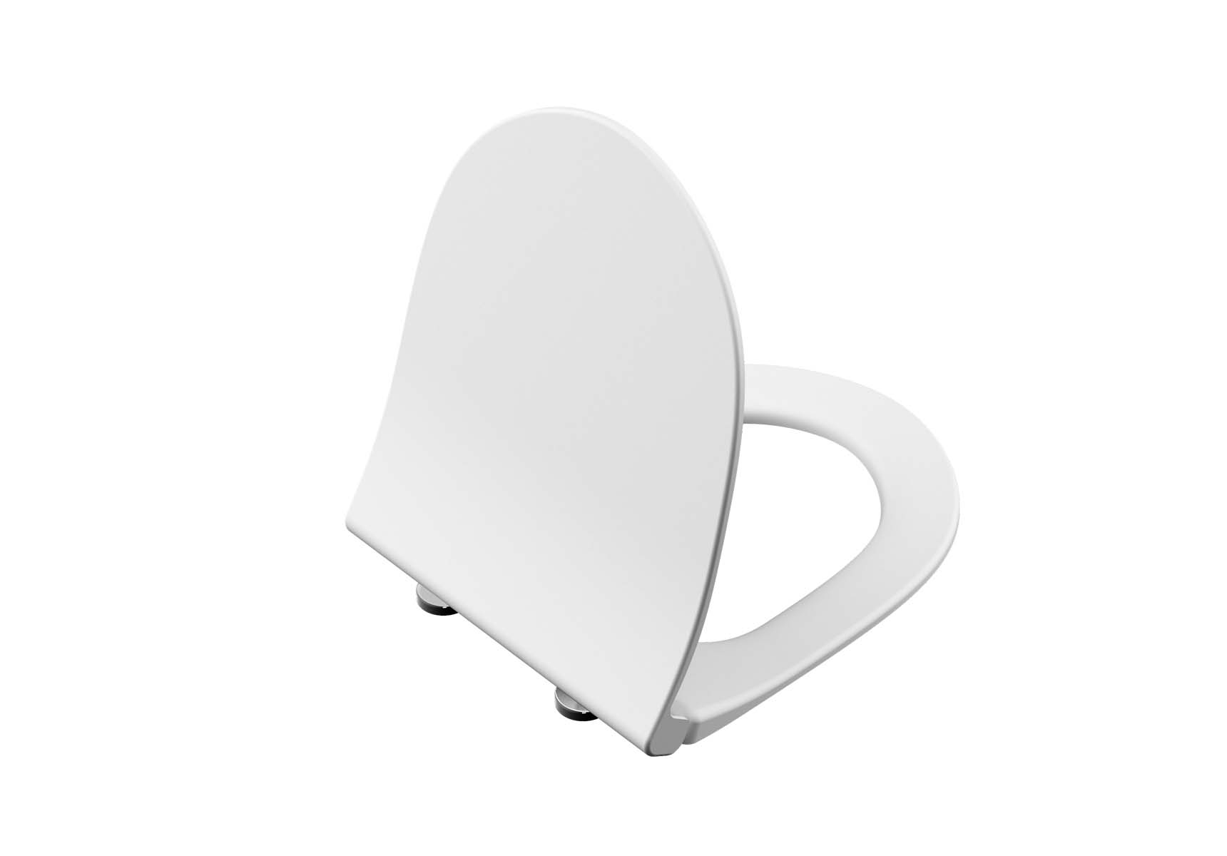 Sento/Bella Slım WC Seat, Soft Closing, Quick Release
