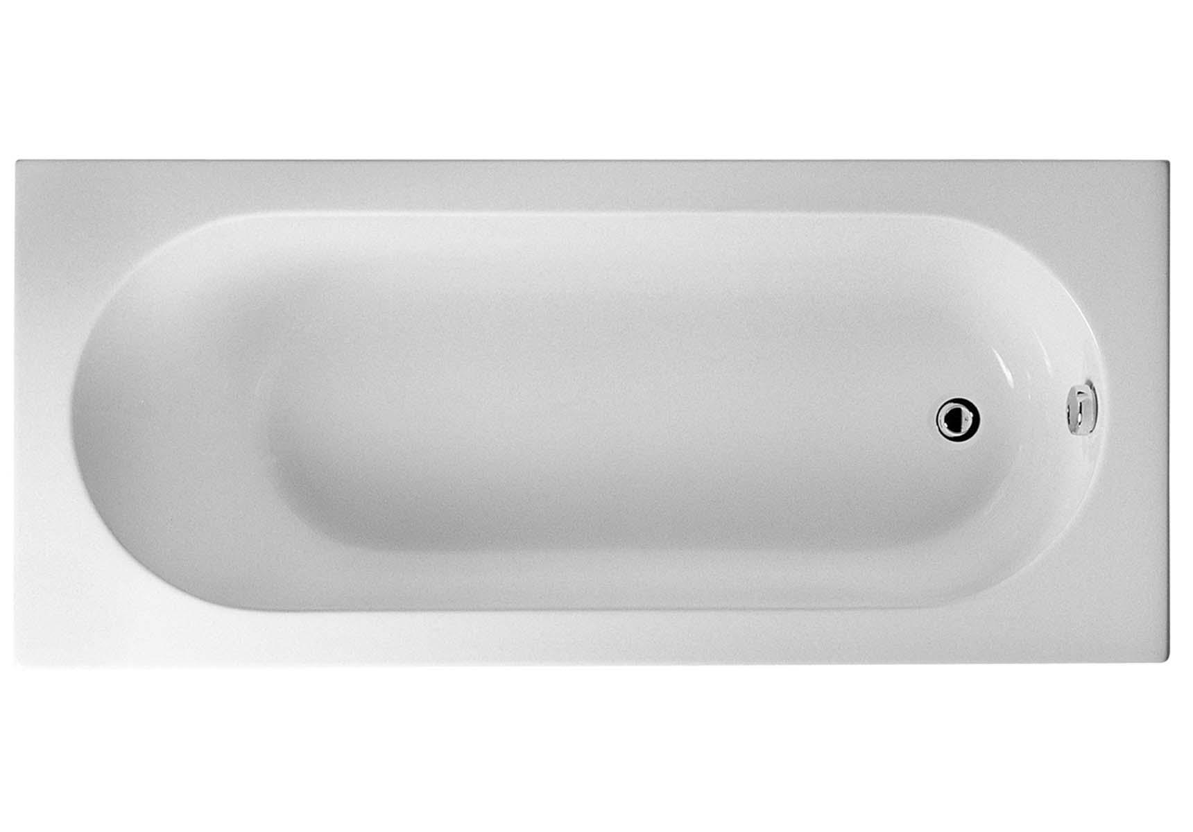 Matrix 170x75 cm Rectangular/Single-Sided Aqua Soft, Double Grip