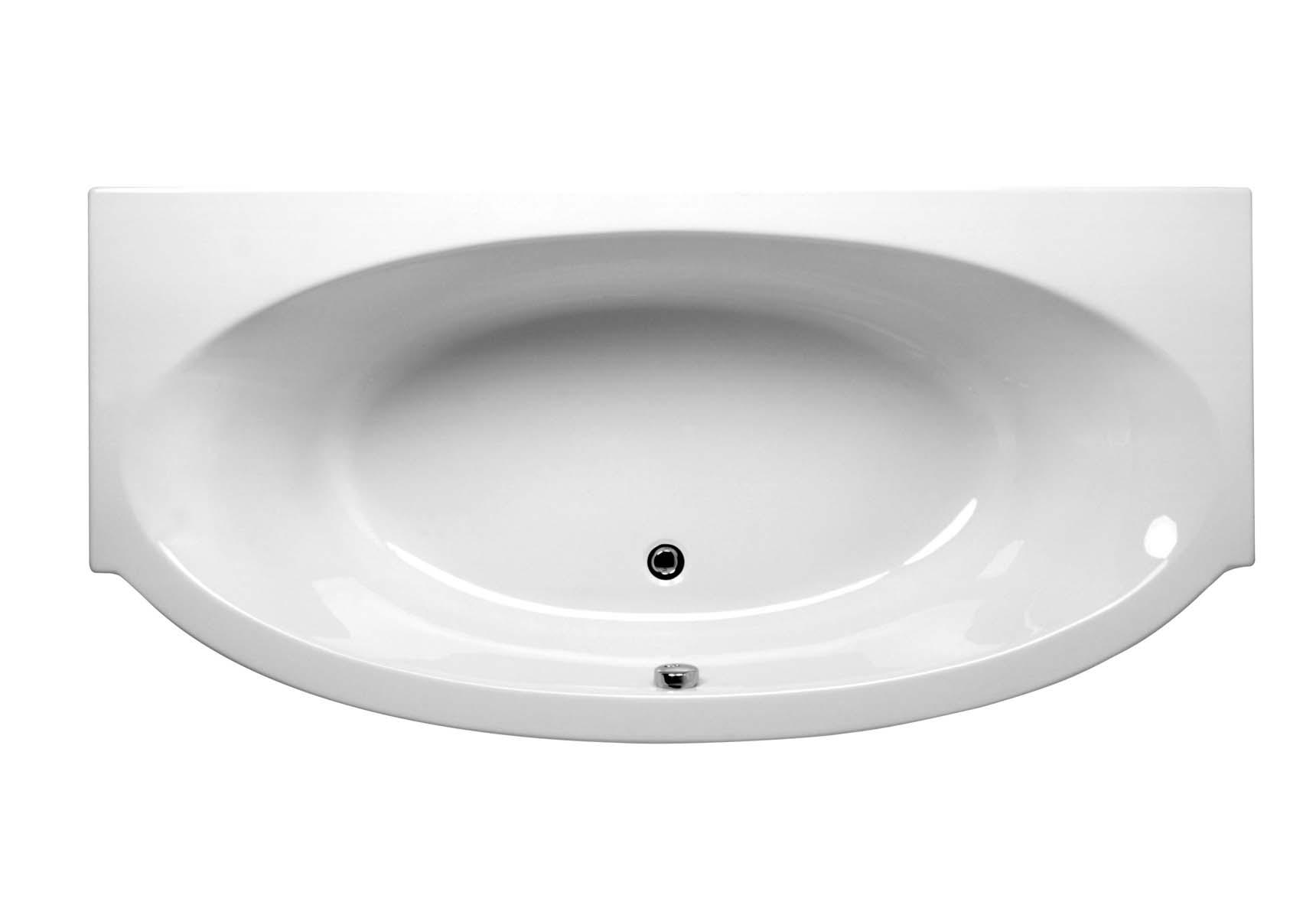 Espace 195x95 cm Aqua Maxi