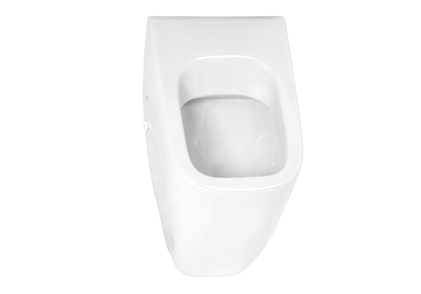 Retro Urinal without Lid Back Inlet, Back Output