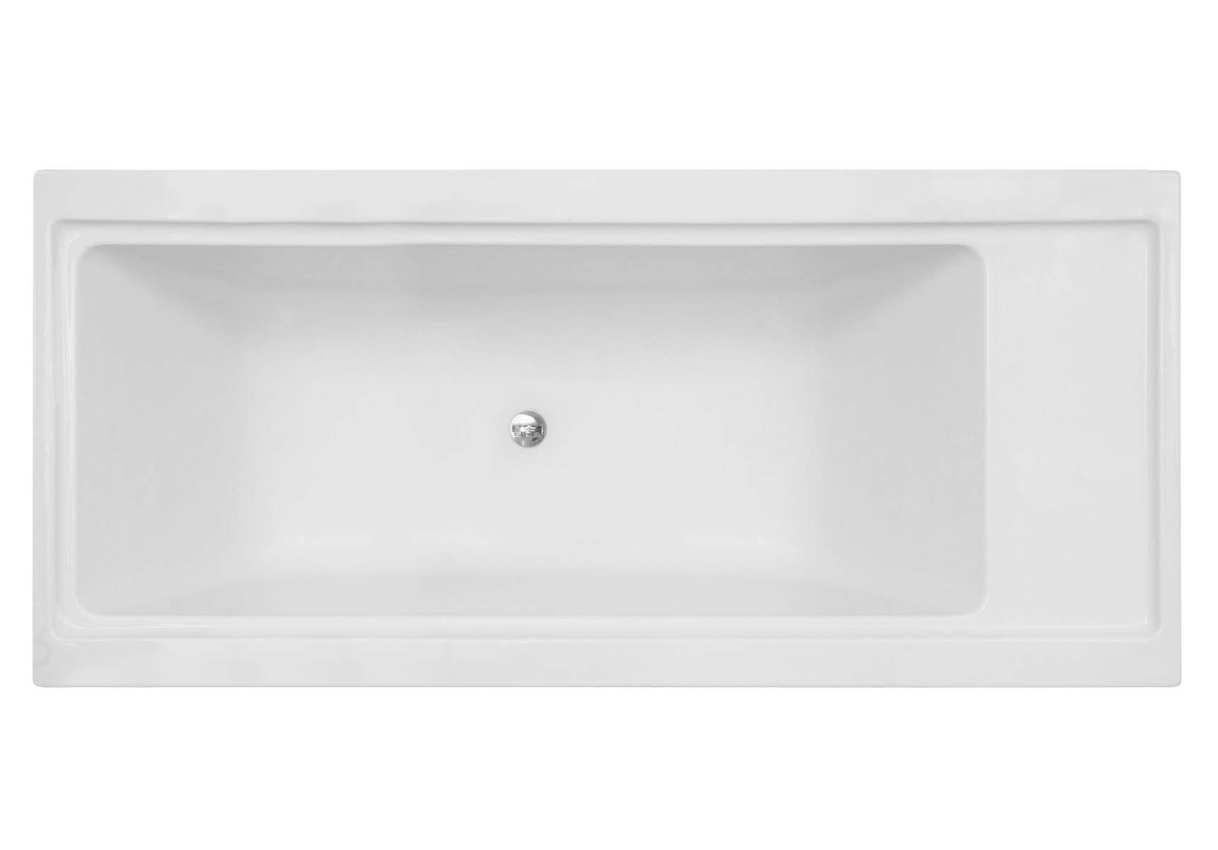4 Life Pure 200x90 cm Rectangular/Double Ended Bathtub