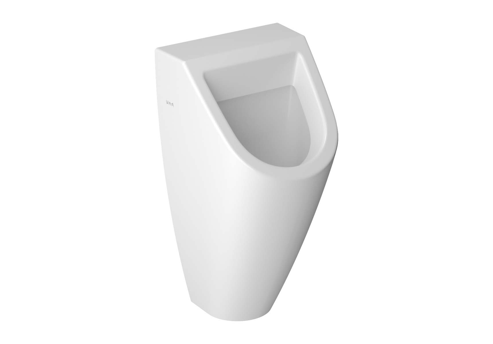 S20 Urinal Top Water Inlet, Back Outlet