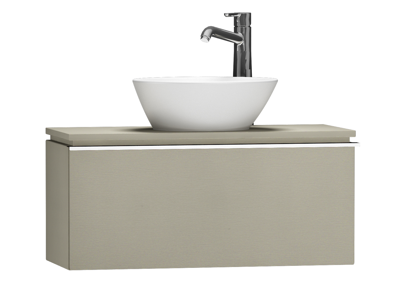 System Fit Washbasin Unit 80 cm