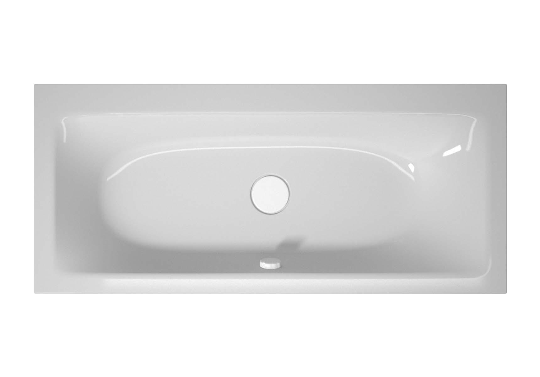 T4 180x80 cm Rectangular/Double-Sided Aqua Maxi