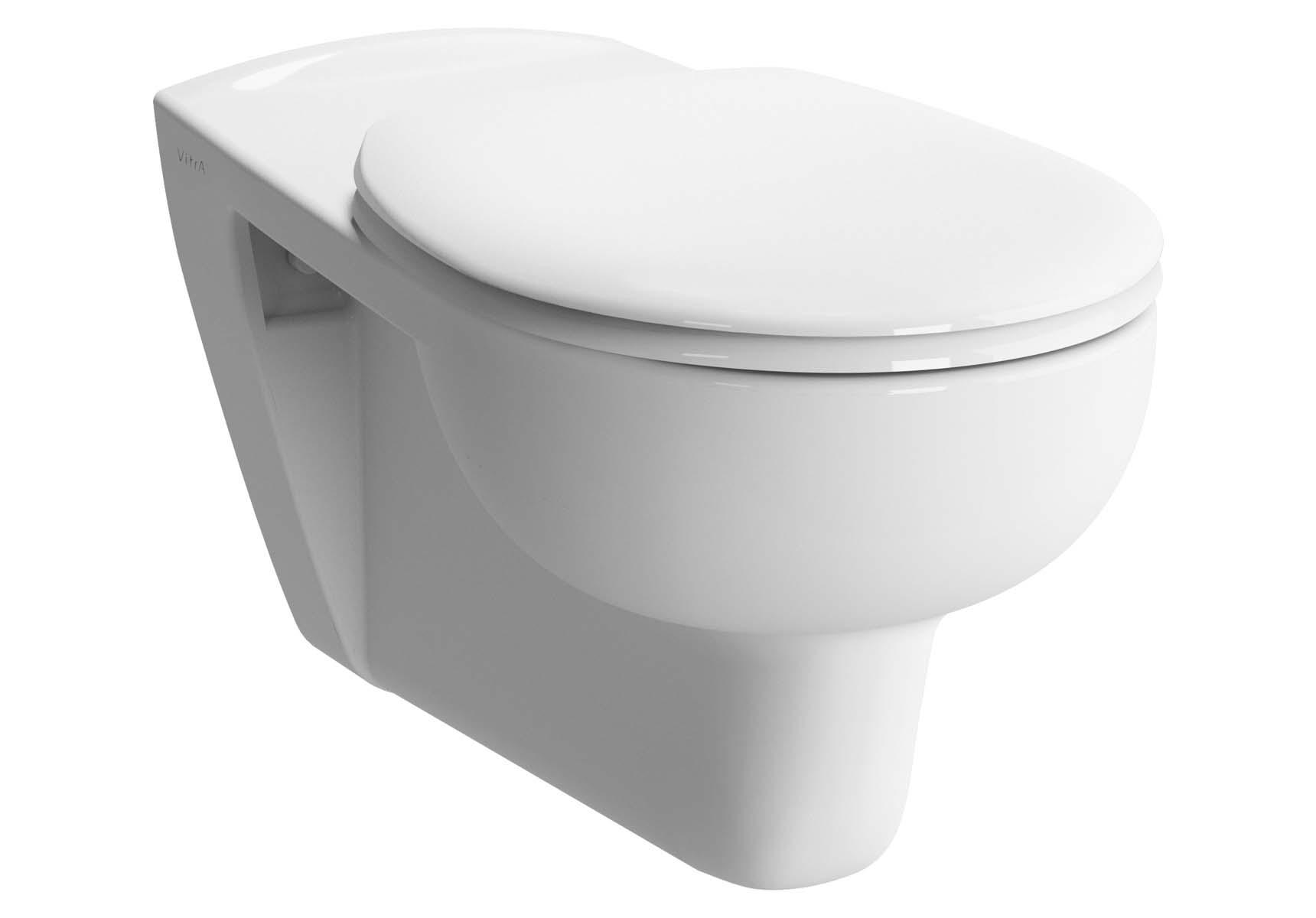 Conforma Special Needs Rim-Ex Wall-Hung Wc Pan, 70 cm