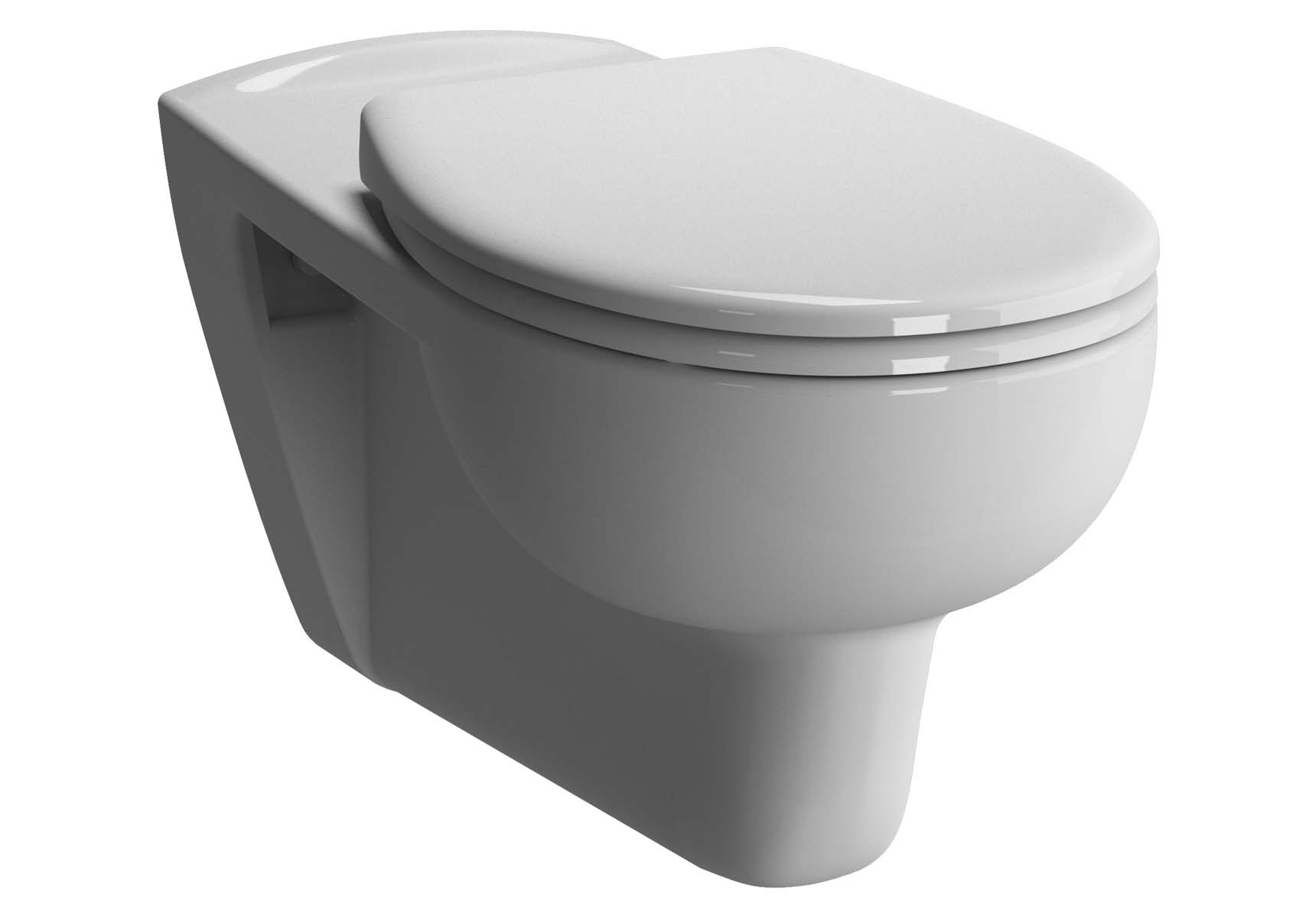 Conforma Special Needs Wall-Hung Wc Pan, 70 cm