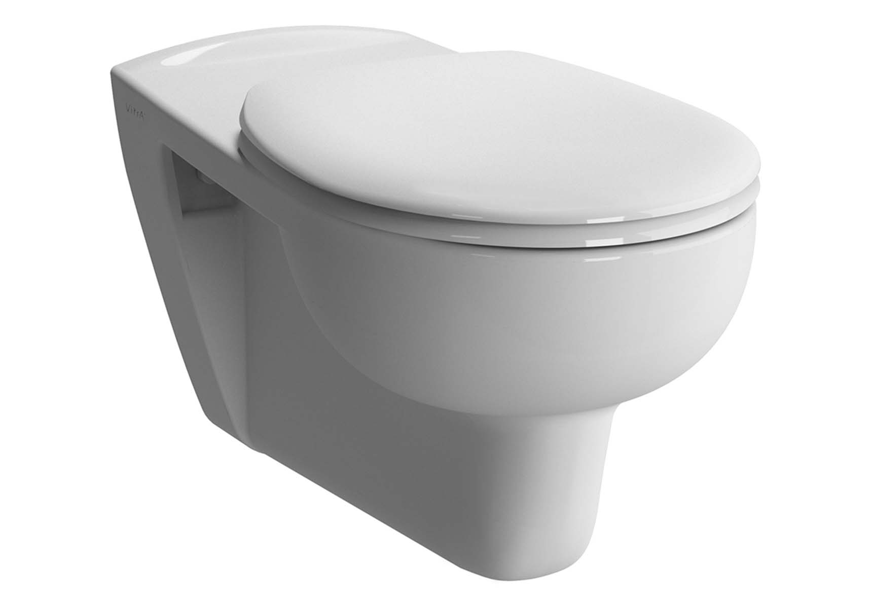 Conforma Special Needs Wall-Hung Wc Pan, 52 cm, High