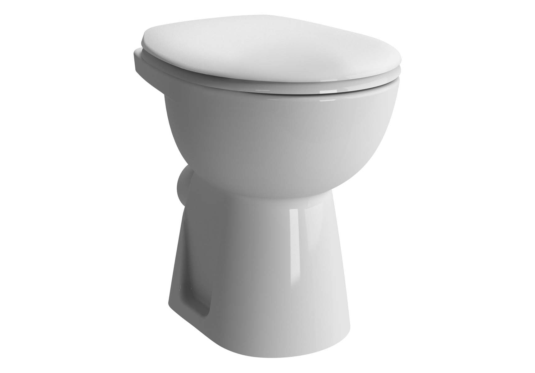 Conforma Special Needs Floor Mounting Wc Pan Back Outlet