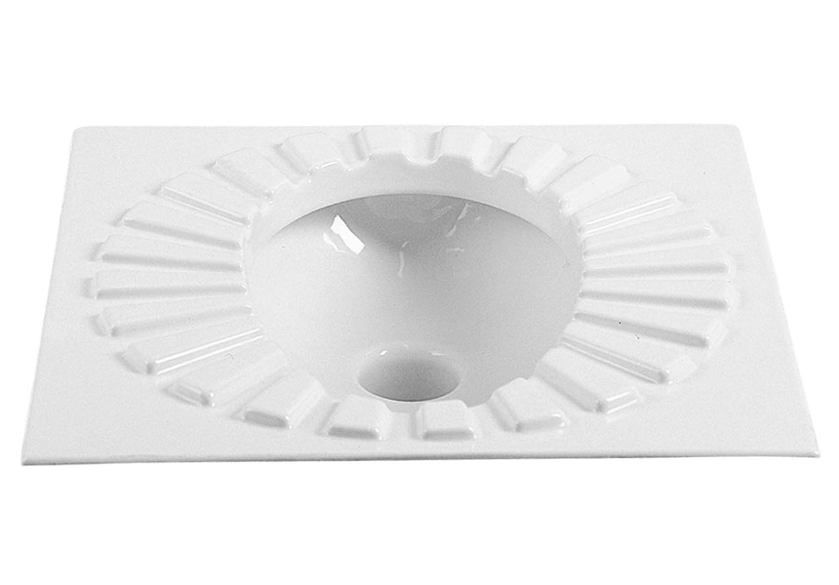 Artkitekt Squatting Pan, 50x50 cm
