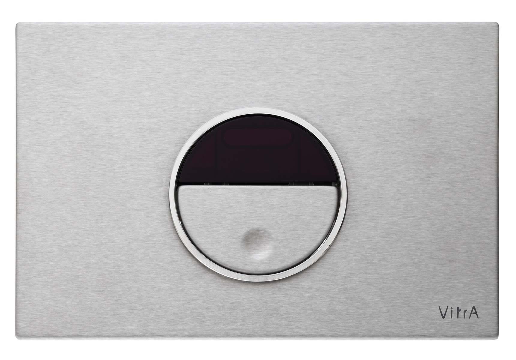 VitrA Pro Photocelled Control Panel - Shinny Chrome