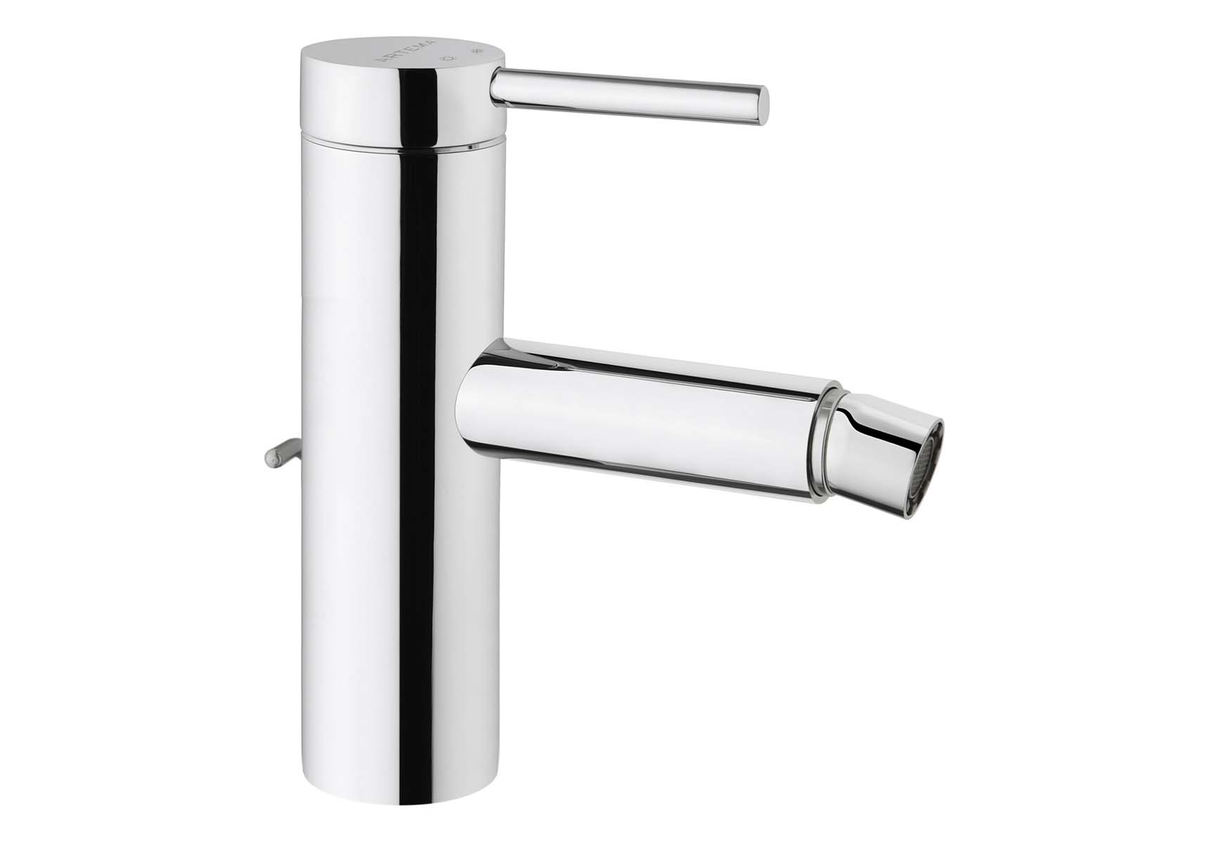 Pure Bidet Mixer (with Pop-Up)