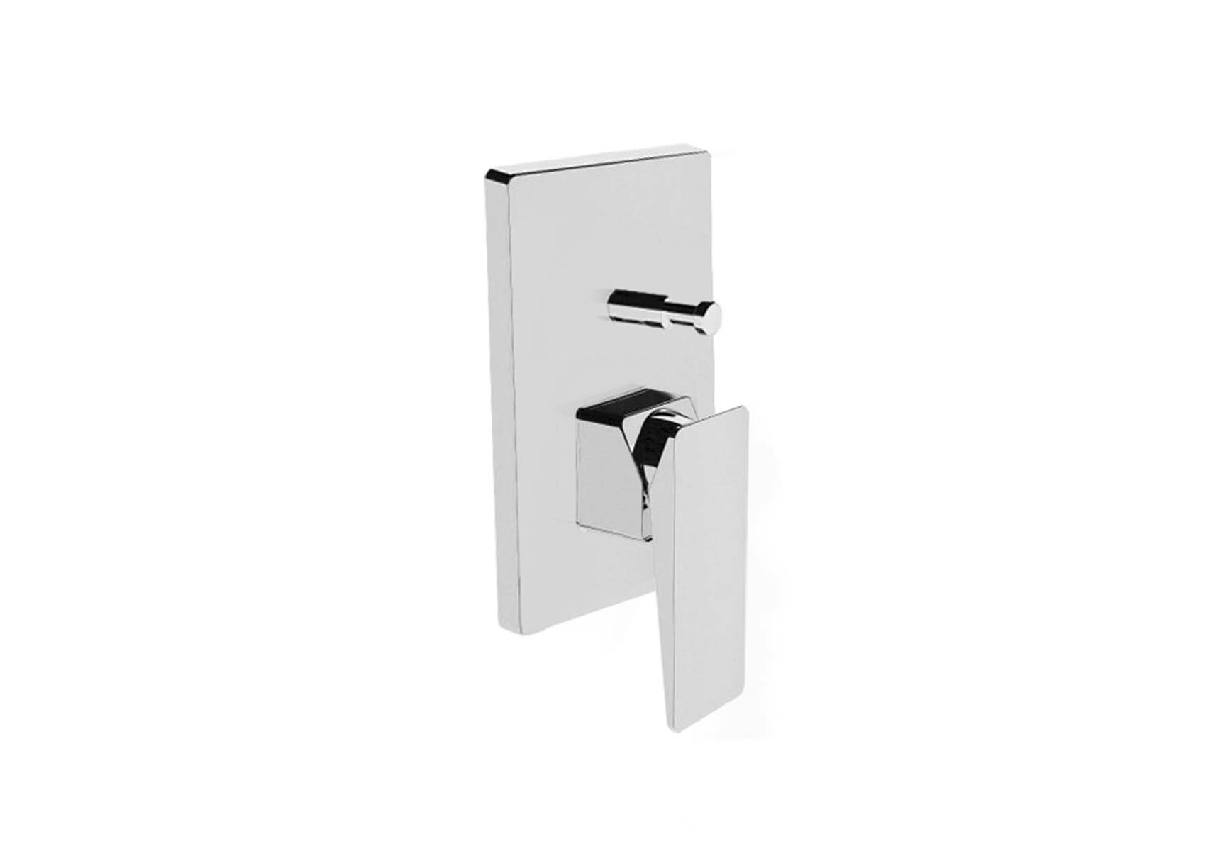 Brava Built-in Bath/Shower Mixer (Exposed Part)