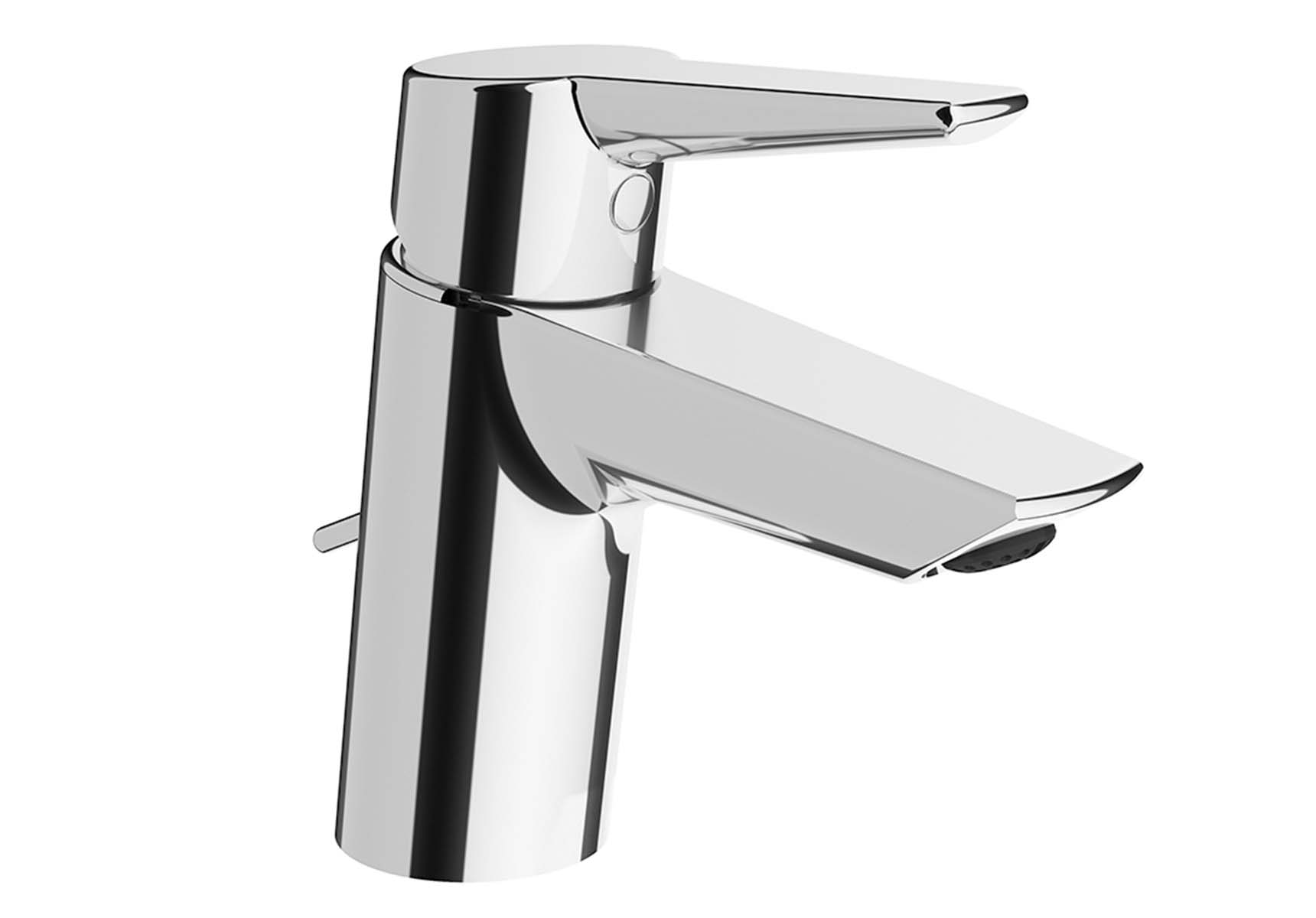 Solid S Basin Mixer (with pop-up)