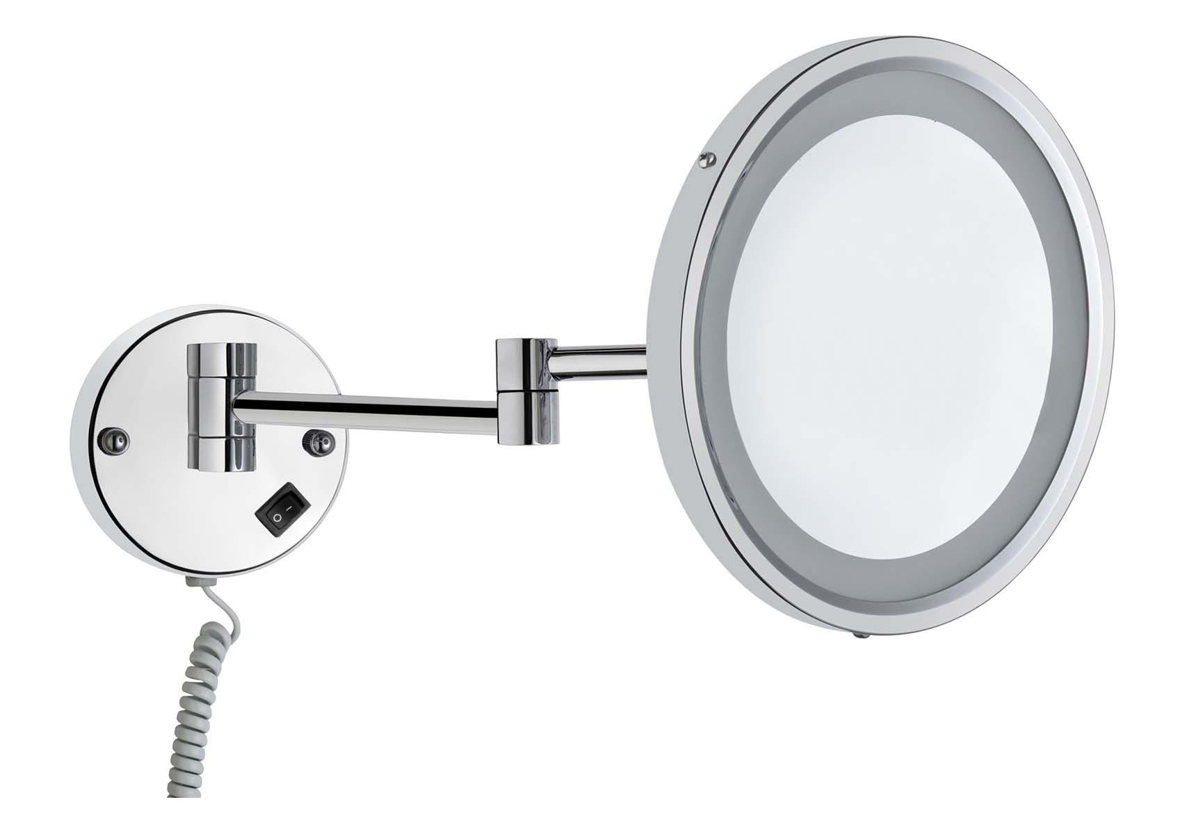 Arkitekta Cosmetics&Shaving Mirror (with Led)