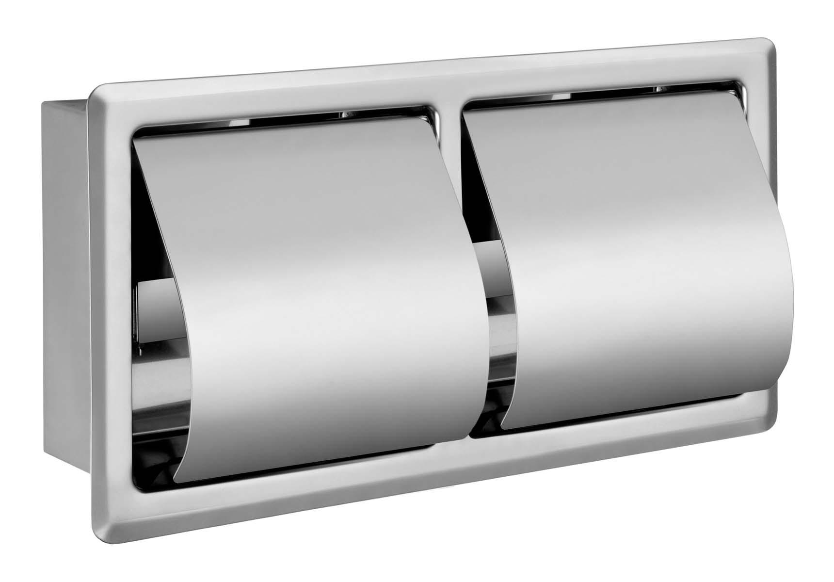 Arkitekta Built-in Roll Holder (Double Horizontal)