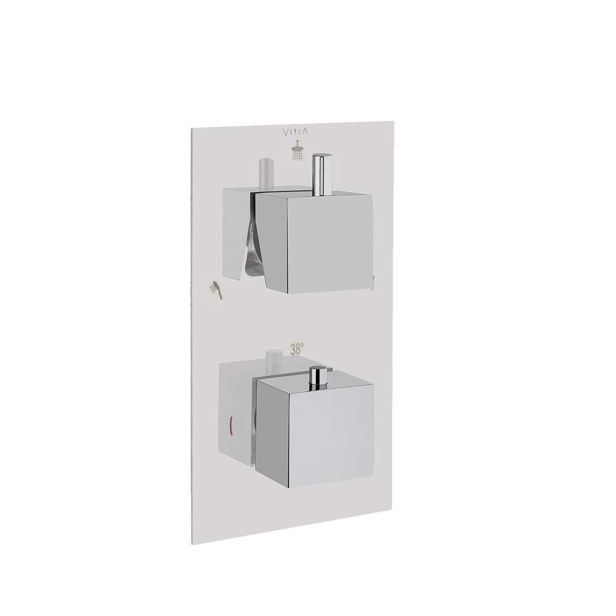 AquaHeat S2 Built-in Bath/Shower mixer (3-way diverter)