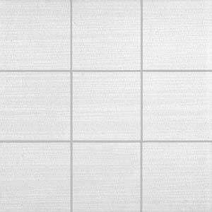 10x10 Elegant Mosaic White Matt