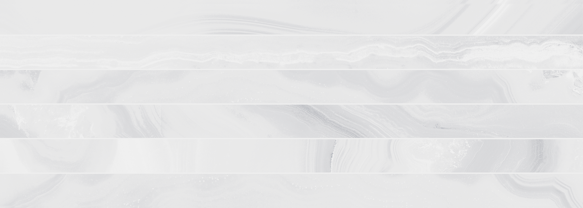 25X70 Opaline Line Decor Grey Glossy
