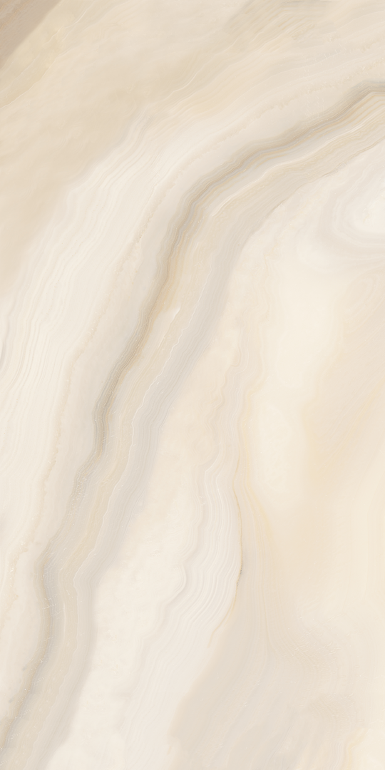 30x60 Eccentric Tile Bone Glossy