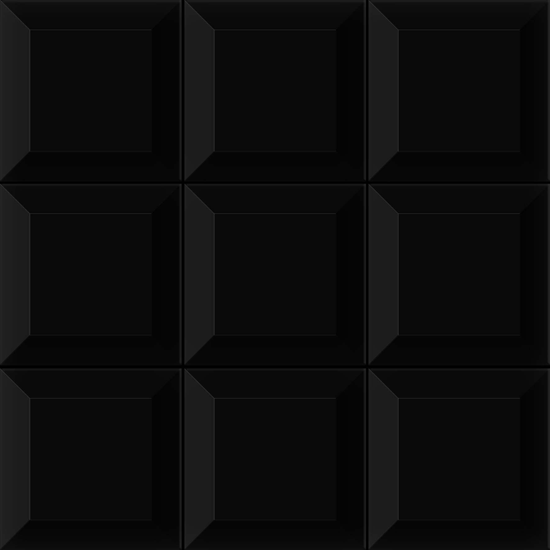 10x10 Miniworx Metro RAL 0001500 Black Glossy