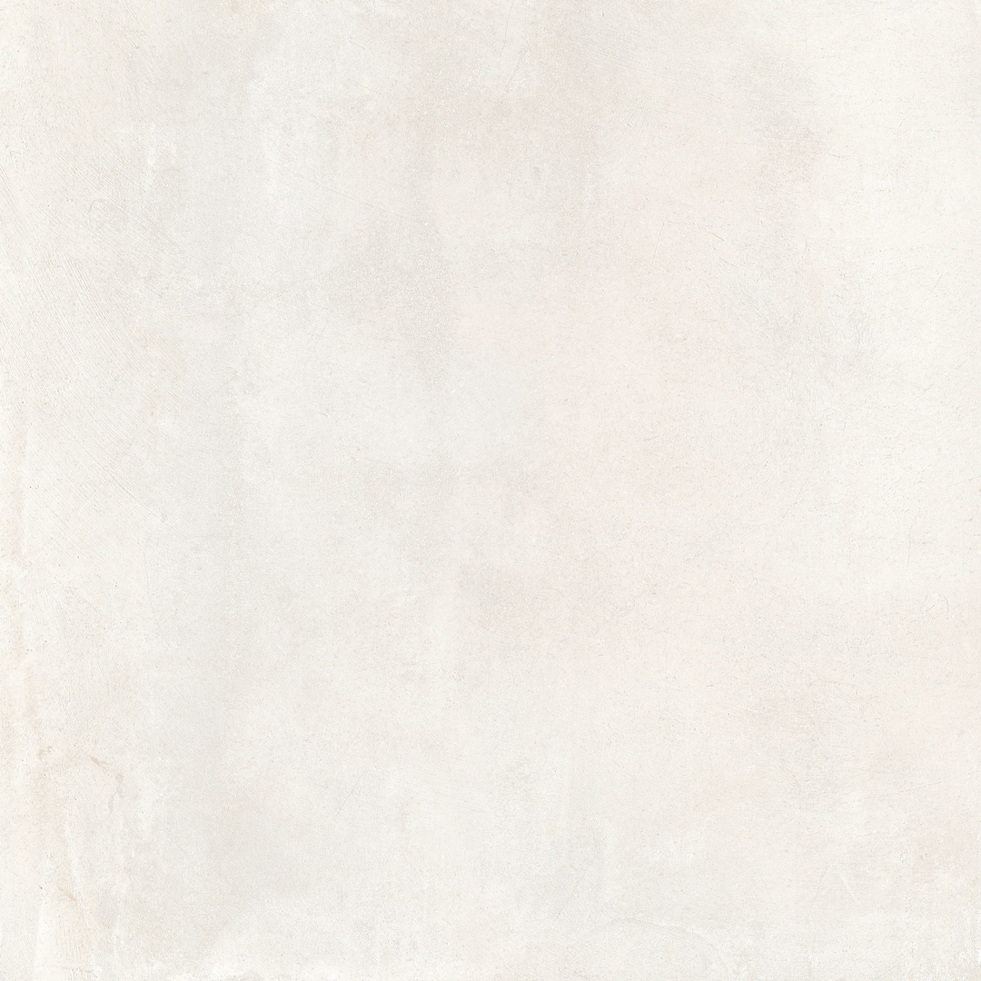 60x60 Clay - Cement Tile Ivory Matt